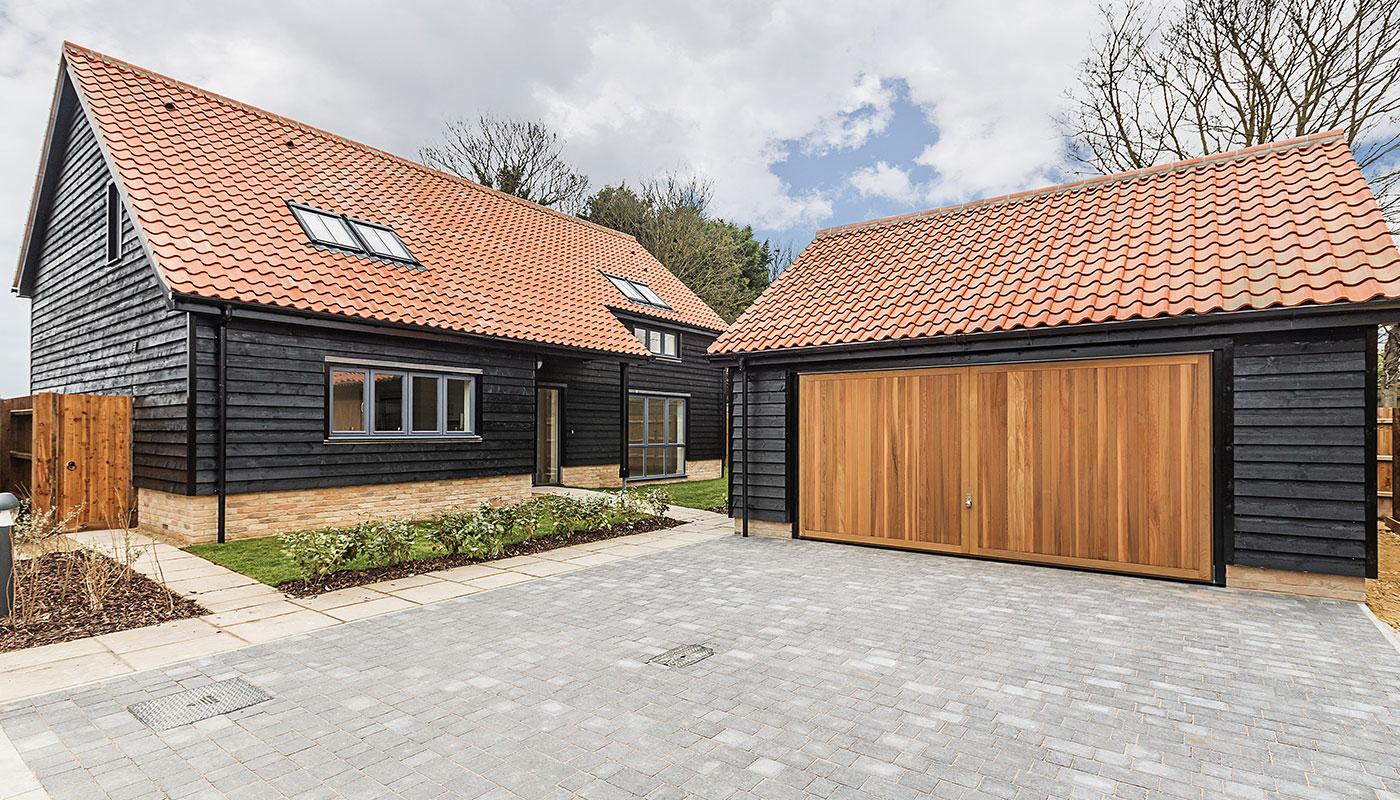 New Build Homes Harston